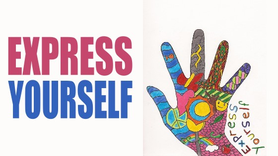 5 EXPRESS YOURSELF